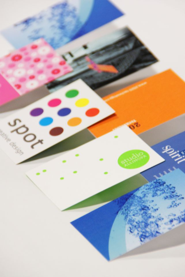 Return To Traditional Promotional Methods with Printed Business Cards