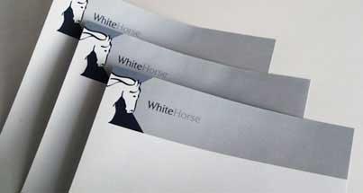 Corporate A4 letterheads