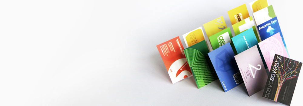 Collection of superior business cards